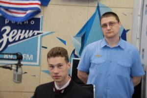 Есть работа: Дмитрий Невинский и Василий Трофимов