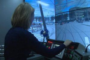 Уроки вождения: «Горэлектротранс» провел день открытых дверей