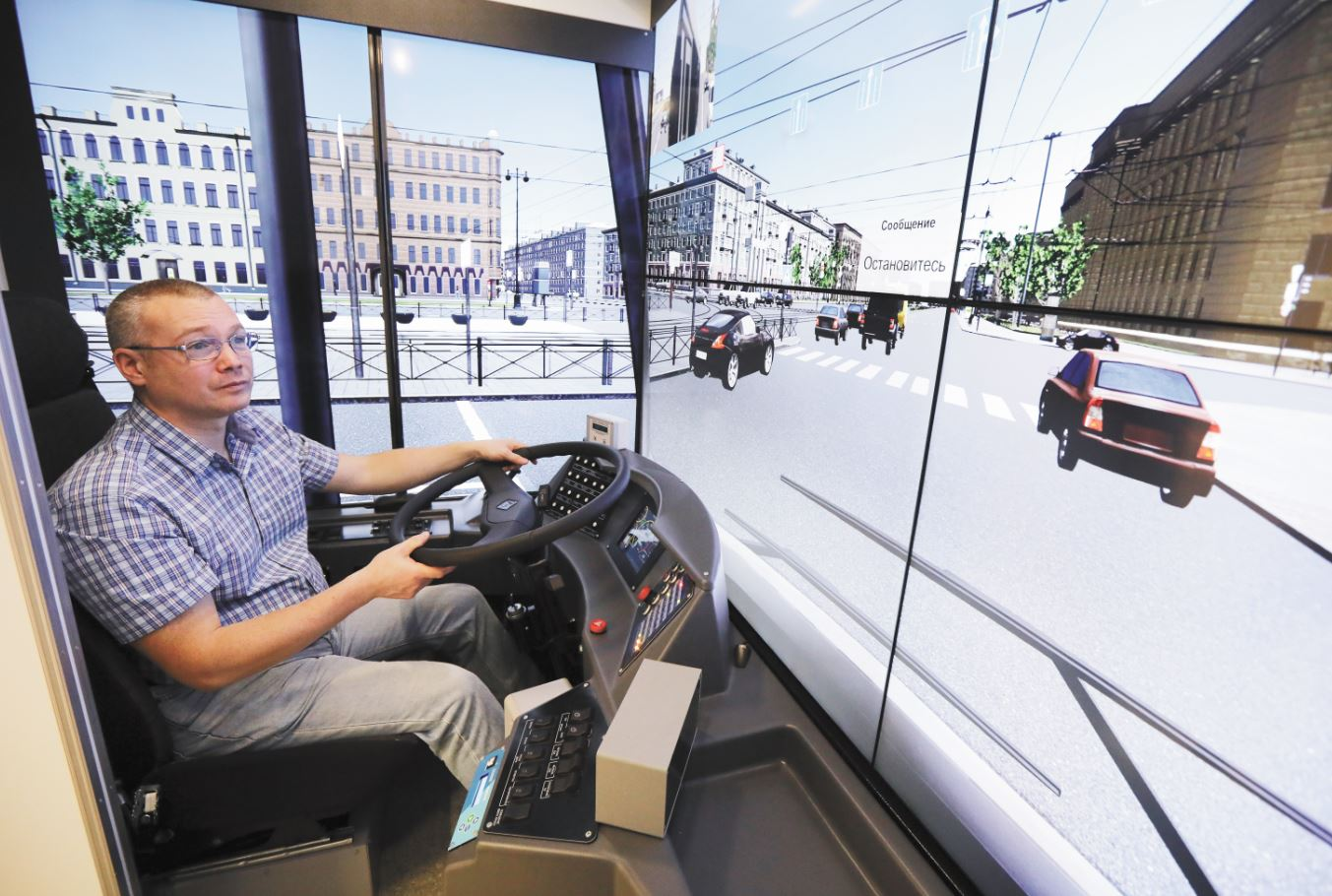 Водить электротранспорт непросто, но престижно